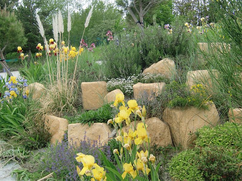 Aménagement d\'un jardin en pente - Green City